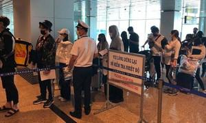 Five Russia returnees up Vietnam Covid-19 tally