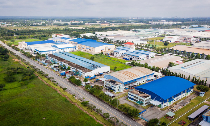 Chinese firms dominate industrial land investment: report