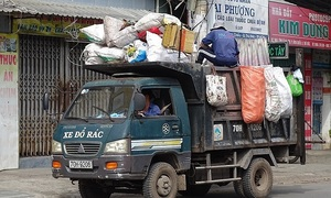 Paid recycling drive to help HCMC turn the tide on trash
