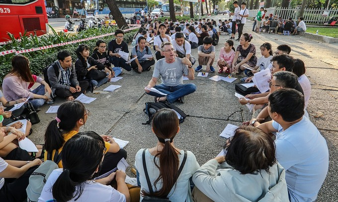 Vietnam slips in English proficiency rankings