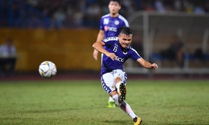 Vietnam midfielder's free kick among four historic AFC Cup goals