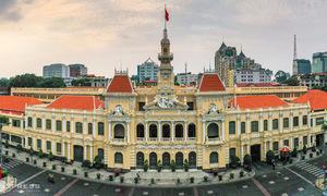 Multicultural splendor of centenarian HCMC landmark