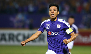 Hanoi FC captain scores best in overall 2020 V. League stats