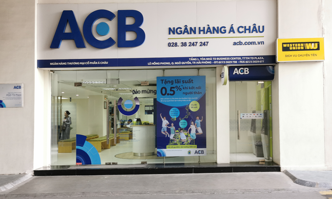 ACB gets listing approval from Ho Chi Minh Stock Exchange