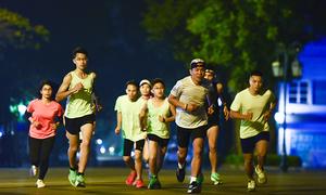 Last day for Early Birds to enter VnExpress Marathon Hanoi Midnight