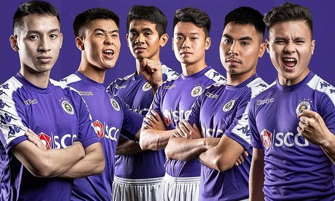 Vietnamese football clubs stripped of jersey sales