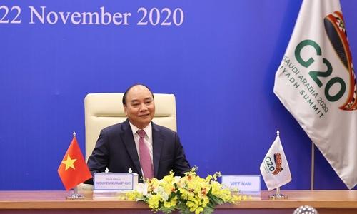 Vietnam calls for new global paradigm for development