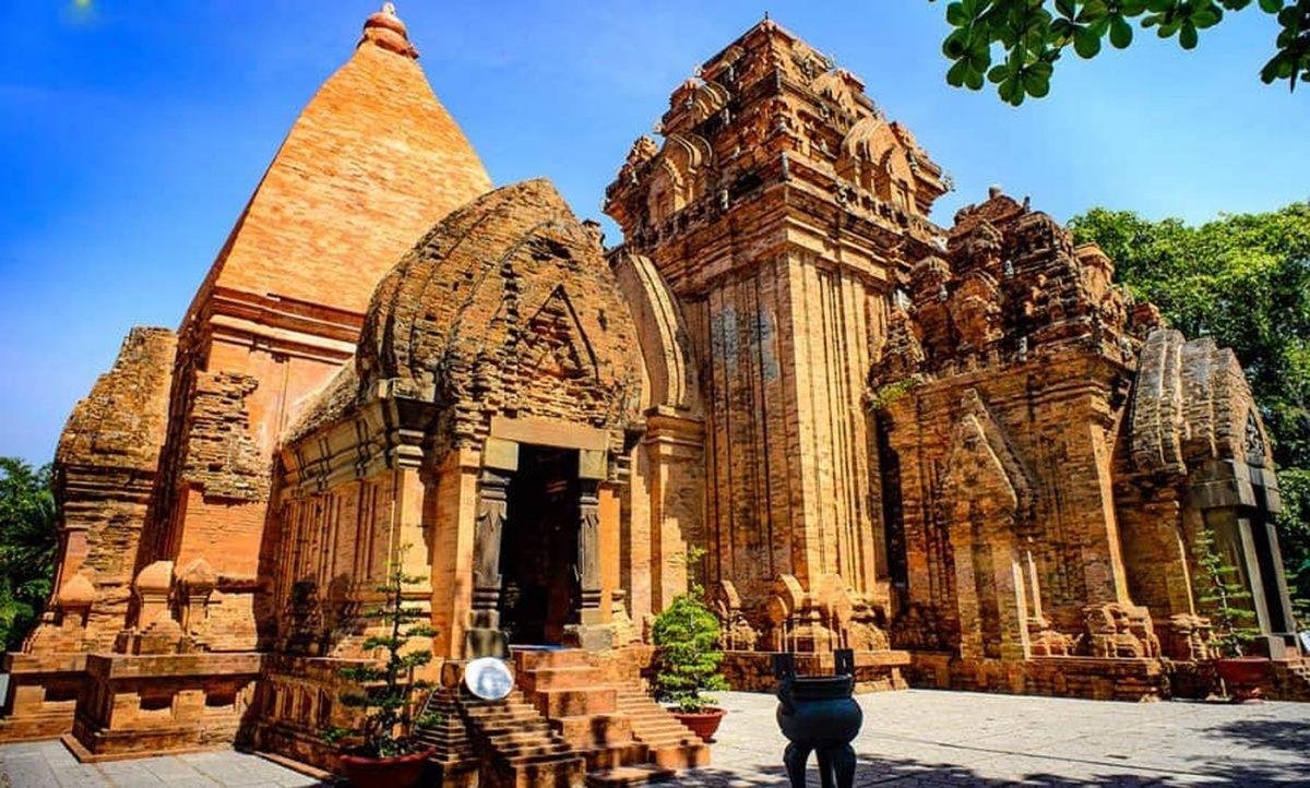 Ponagar Temple. Photo: Alamy