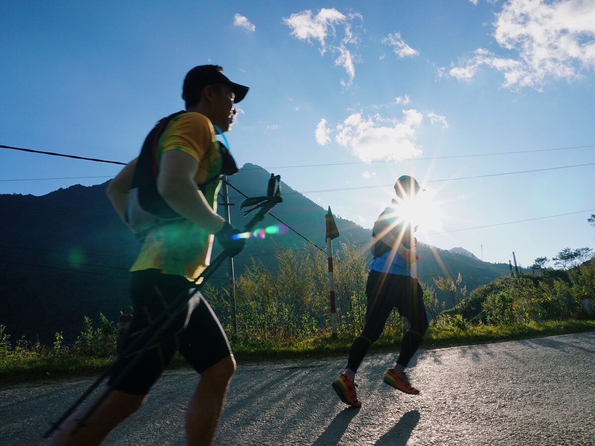 Marathoning across Sa Pa an elevated experience
