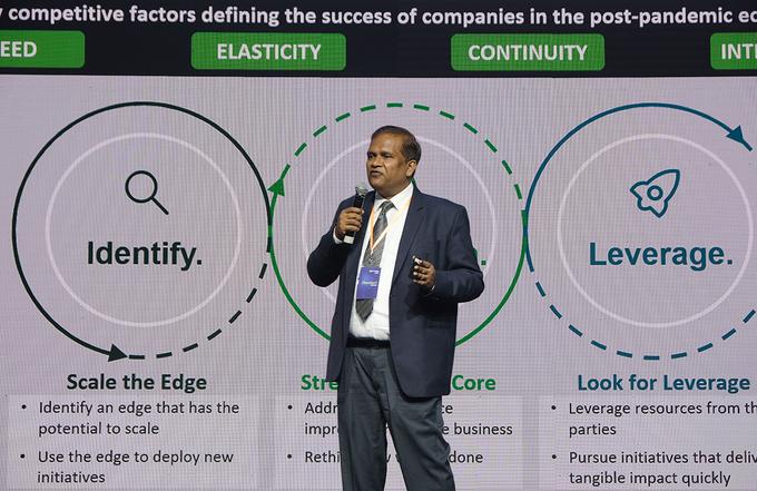 Pankaj Rathi, CEO of Deloitte Southeast Asia