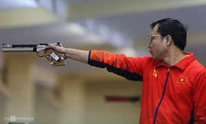 Olympic gold medalist sidelines SEA Games 31, targets Olympic qualification