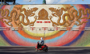 Randomness, lack of curation cause bumpy ride for public art