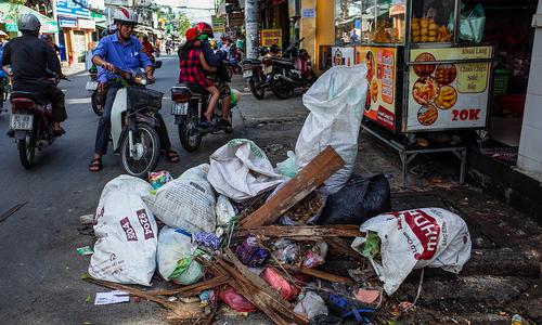 HCMC estimates $1.25 billion five-year budget to handle solid waste