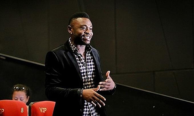 Igbokoyi Jesuloluwa of the Cee Jay Official channel. Photo courtesy of Igbokoyi Jesuloluwa.