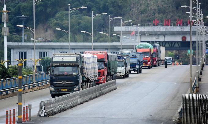 Vietnam frozen goods suffer as China tightens Covid-19 inspection regime