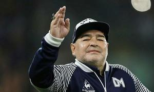 Vietnam Football Federation condoles Maradona's death