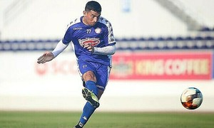 HCMC FC parts ways with Costa Rican striker