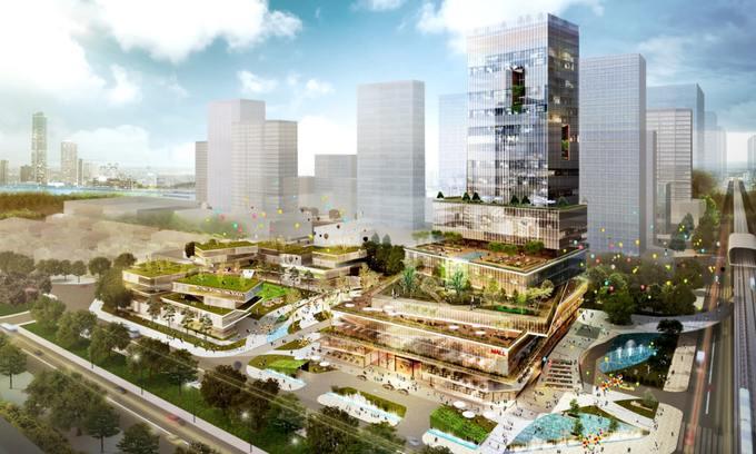 Japanese retail giant Takashimaya moves into Vietnam property market