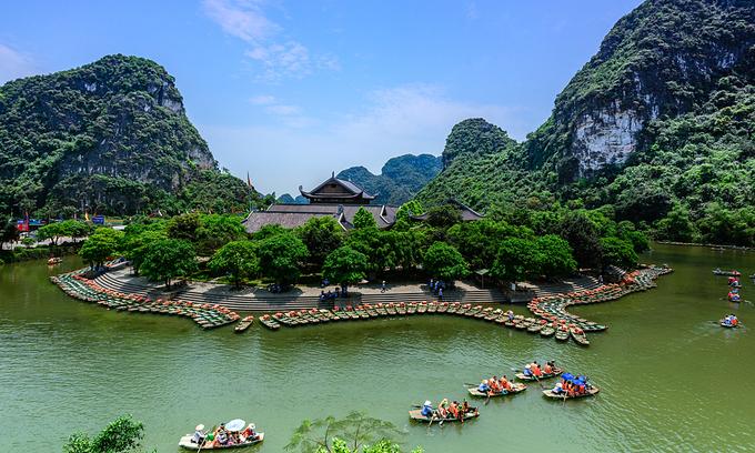Vietnam again named world's leading heritage destination