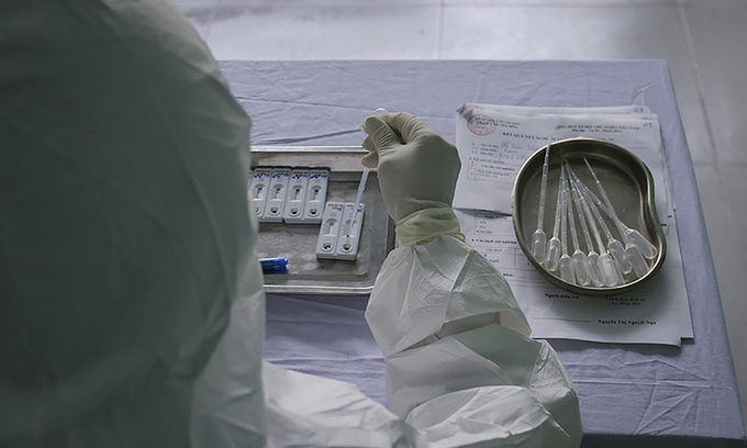 Vietnam confirms first domestic Covid-19 case after three months