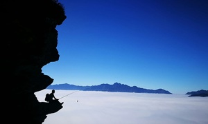 Trekking northwestern Vietnam's 2,860 m Lao Than peak