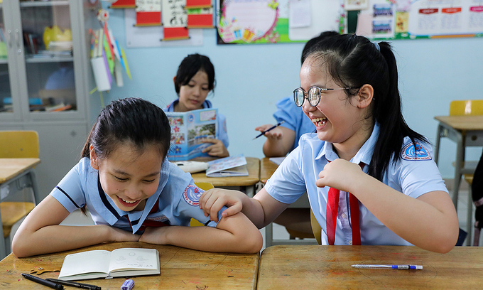 Vietnam ranks high in primary learning metrics in Southeast Asia