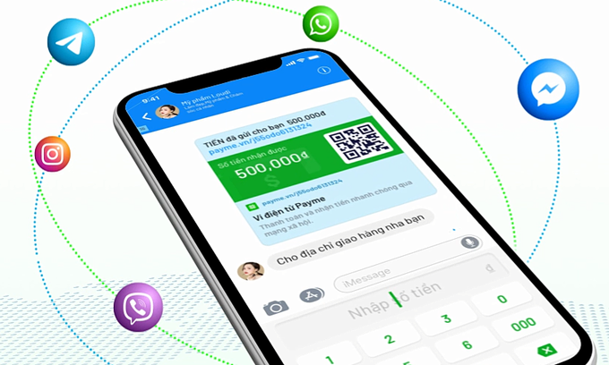Social media payment apps test Vietnamese waters