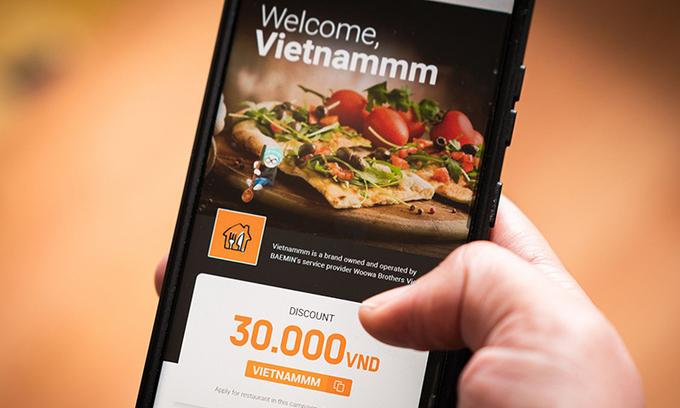 Woowa Brothers to shut down Vietnammm food app