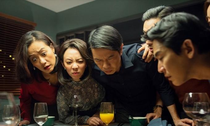 'Blood Moon Party' among three historic Vietnamese box office hits