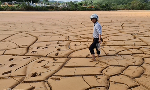 Food shortages loom after floods destroy central Vietnam fields