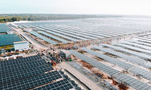 Thai company buys Vietnam solar farm