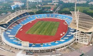 My Dinh national stadium gets 2021 SEA Games revamp