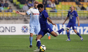 HCMC FC scores Brazilian league forward