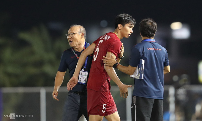 Star defender misses out on national team training