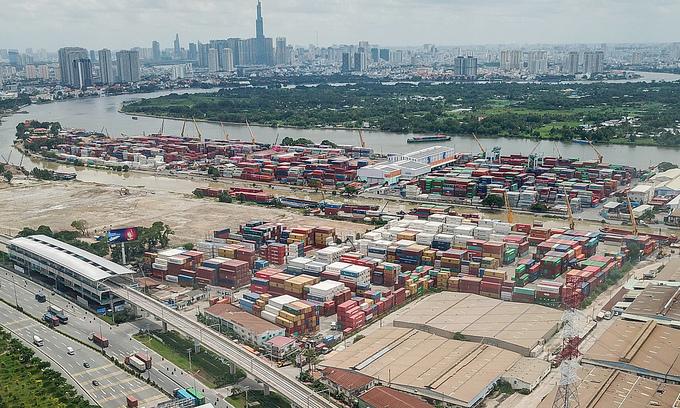 HCMC earmarks $4.1 bln for logistics development
