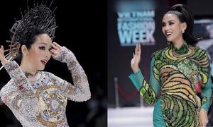 Vietnamese celebs go nostalgic in retro outfits