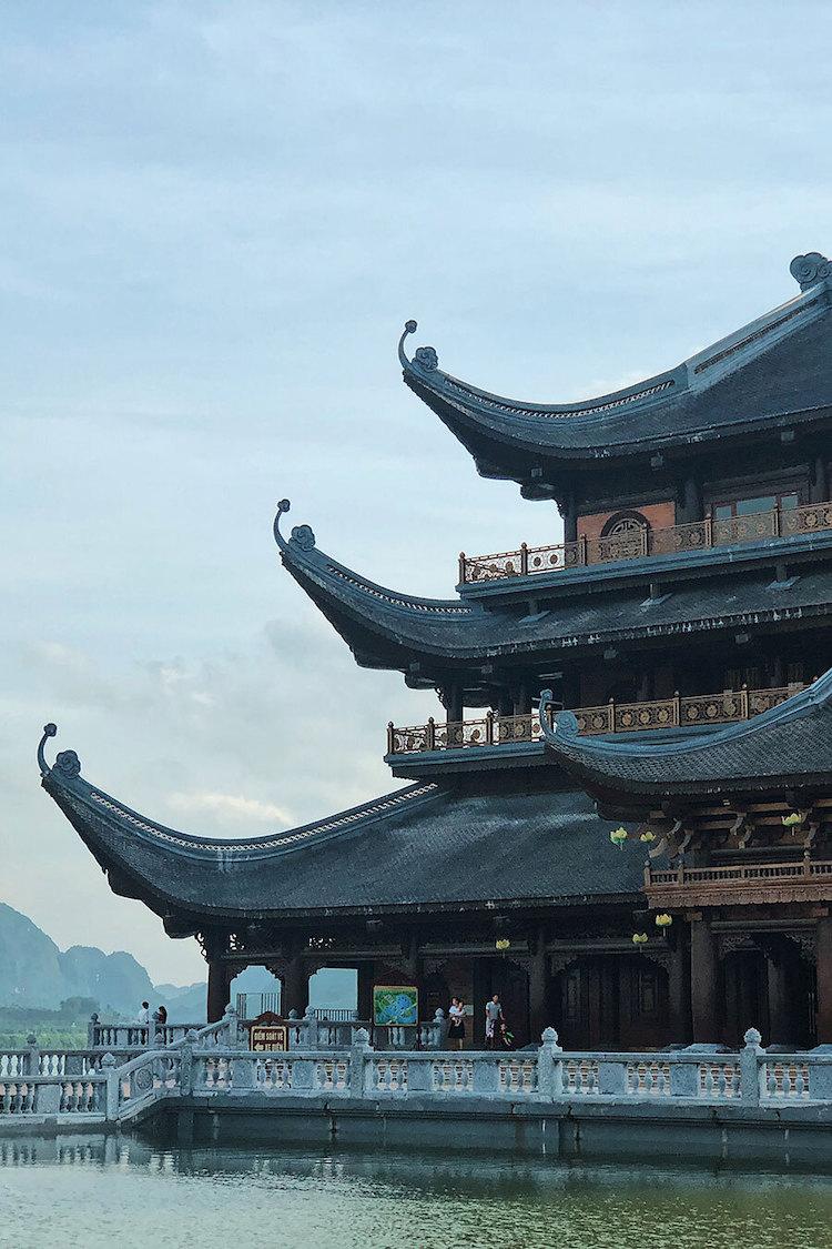 Vietnam's mega Buddhist complex scales peaks of peace