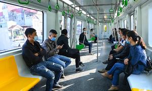 Hanoi metro test run to start at weekend