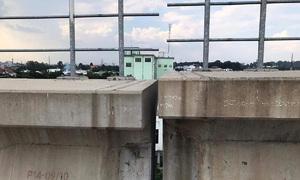 Unexplained HCMC metro line cracks raise serious concerns