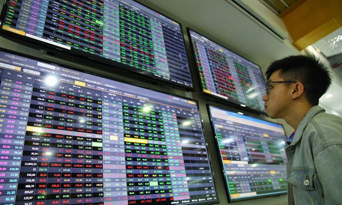 VN-Index breaks five session gaining streak