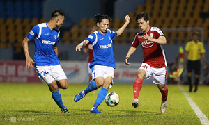 Cash-strapped V. League club unable to muster team ahead of new season