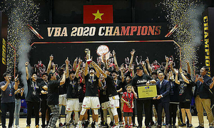 Saigon Heat are national basketball champs again