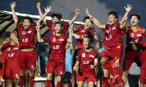 HCMC secures women's national league crown