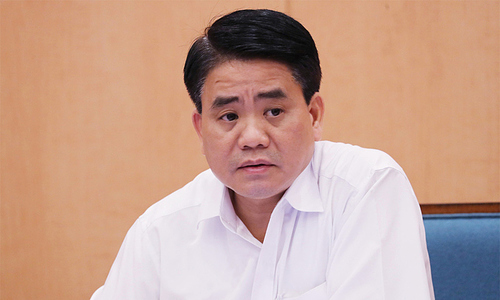 Former Hanoi chairman jailed five years for appropriating classified documents