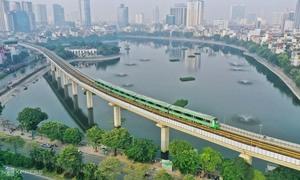 Hanoi metro test run for safety evaluation finally begins