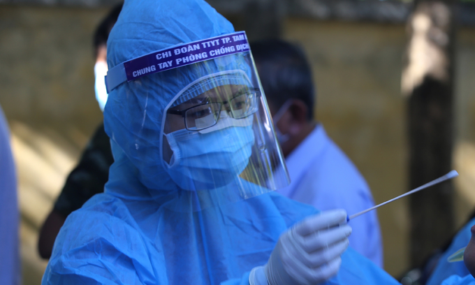 UN requests Vietnam to deploy Covid-19 testing center in South Sudan