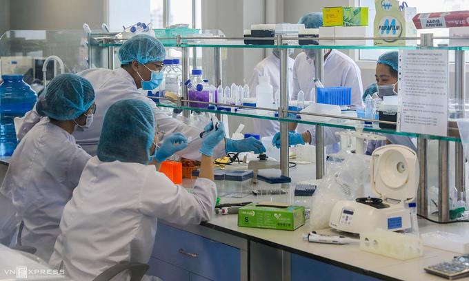 Vietnam readies for Covid-19 vaccine trial