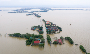 Record climate disasters in Asia-Pacific push millions to 'breaking point'