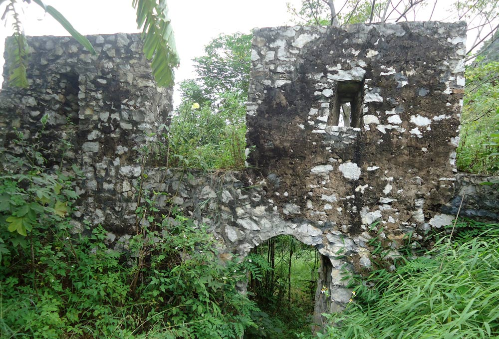 Mac Dynasty Citadel. Photo by VnExpress/Hong Van.