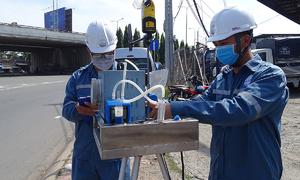 HCMC air quality surveys suspended since June